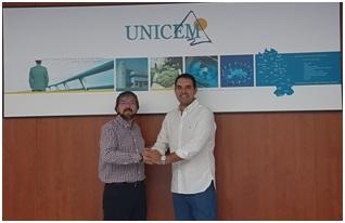 Nuevo socio de Unicem, Rubén del Amo