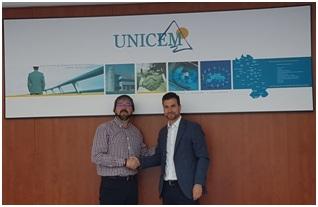 Nuevo socio de UNICEM, TE VEO ONLINE