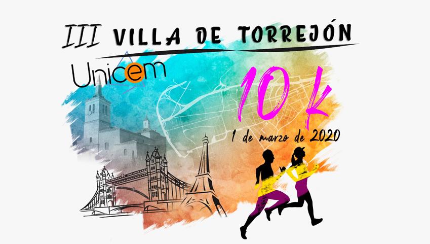 carrera villa de Torrejón de Ardoz