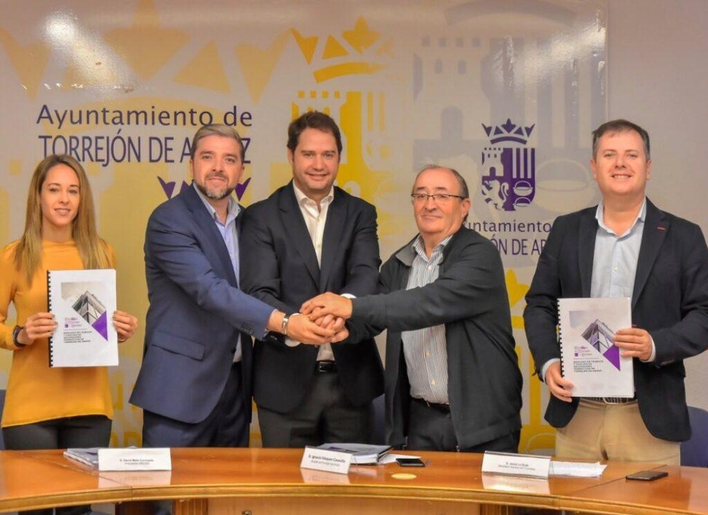 Mercado de Trabajo y Análisis de necesidades formativas en Torrejón de Ardoz