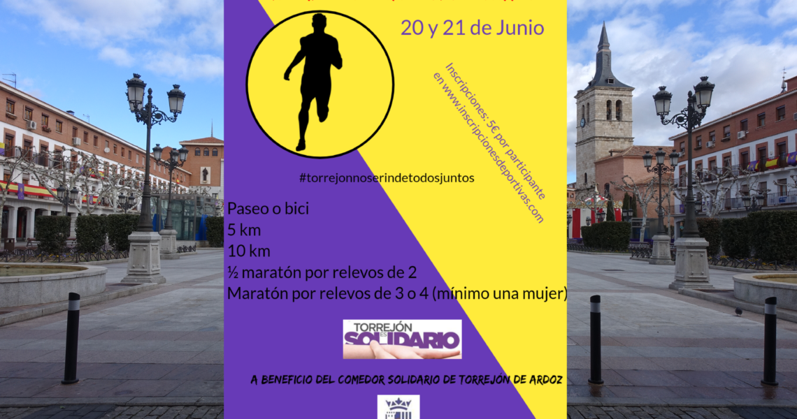 Evento Virtual Solidario Fiestas de Torrejón